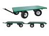 PRECISION-TRACK QUAD STEER TRAILERS - DRAWBAR & HITCH