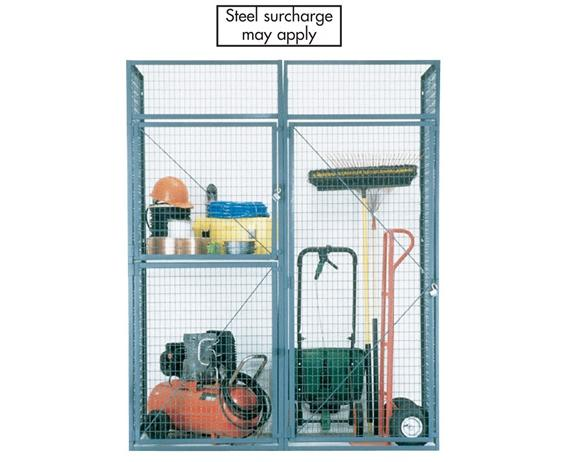 BULK STORAGE LOCKERS