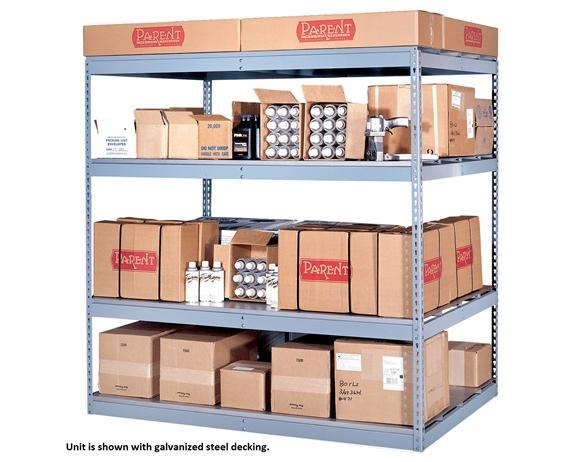 PARENT METAL PRODUCTS BULK RACKS