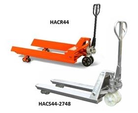 SPECIAL APPLICATION PALLET TRUCKS